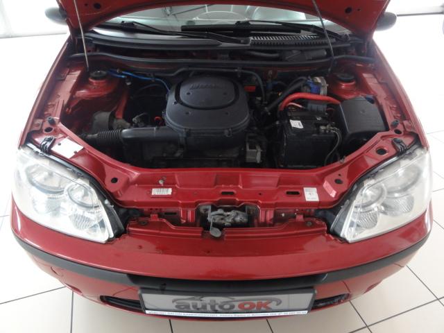 Sprzedam Fiat Punto - Używany  1242cm3  Fiat Punto 1,2 ACTIVE 60KM 5D+LPG. Bordowy Śląskie/Piekary Śląskie