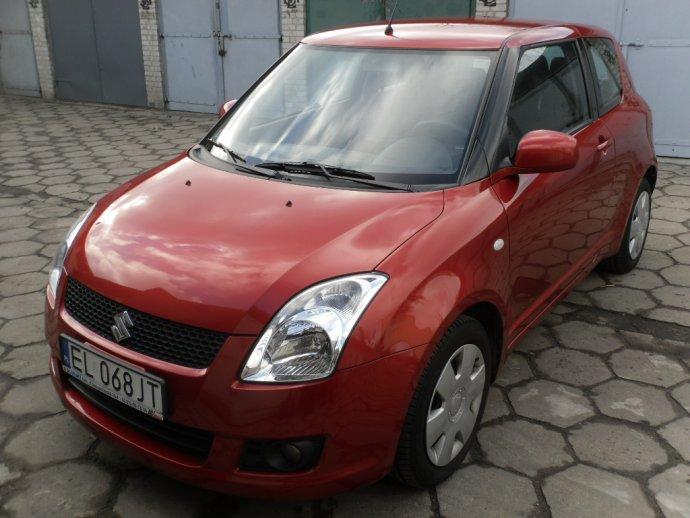 Sprzedam Suzuki Swift - Używany  1300cm3  2009r. hatchback benzyna 1.3l Lódzkie/Łódź