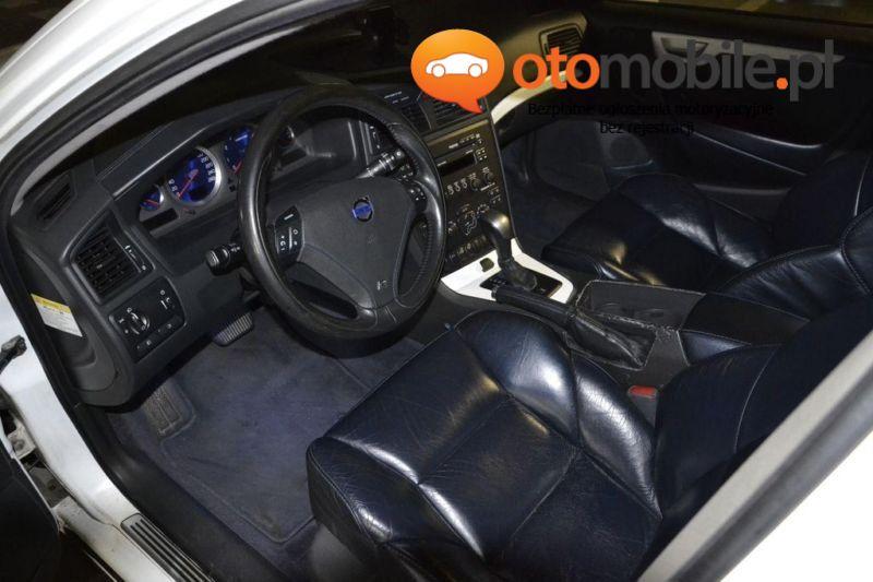 Volvo S60R BENZYNA 300KM 2003r. - Używany cm3. Mazowieckie/warszawa
