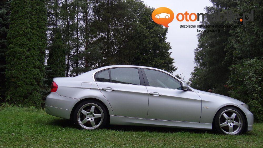2005 BMW 325i e90 - Używany 2500cm3. Srebrny Podkarpackie/Sanok