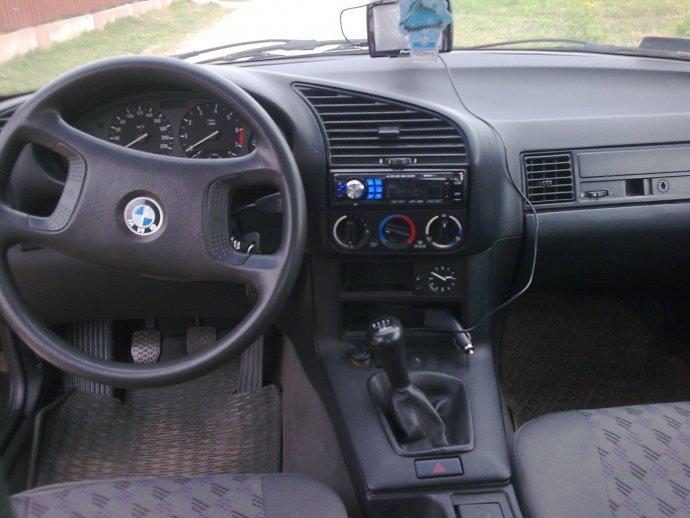 Sprzedam BMW Seria 3 - Używany . Czarny Podkarpackie/brzeznica