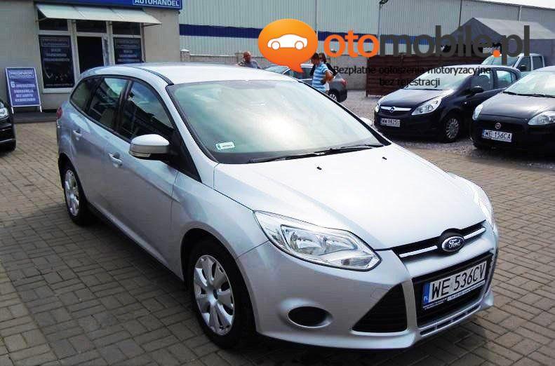 Ford Focus 1.6Tdci, pewne auto od 216zł, Gwarancja! - Używany 1600cm3. Srebrny Mazowieckie/Warszawa