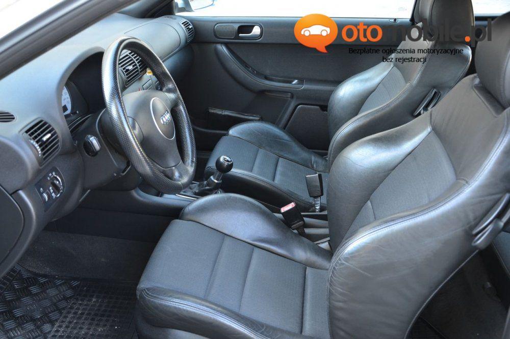 Audi A3 1.9TDI S-line DIESEL 130KM 2002r. - Używany cm3. Lubelskie/lublin