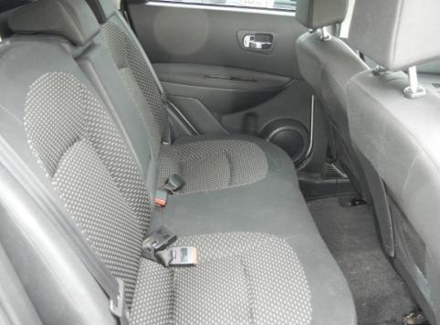 Sprzedam Nissan Qashqai - Używany  1968cm3  2009r. SUV diesel 2.0l . Biały Lódzkie/Zduńska Wola