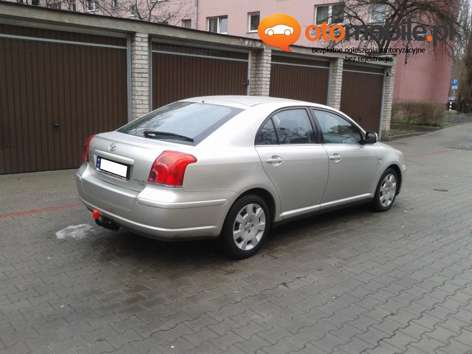 Sprzedam Toyota Avensis - Używany  2000cm3  2004 r. 2l Diesel Mazowieckie/Warszawa