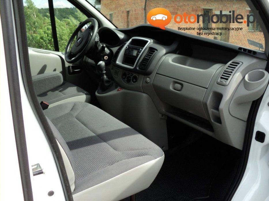Opel Vivaro 2013, L2H1, Edition, salon PL - Używany 1995cm3. biały Dolnośląskie/Wałbrzych