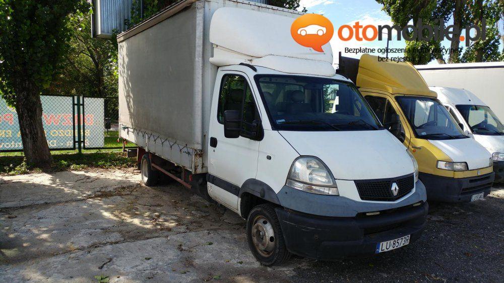 Renault MASCOTT Firanka - Używany 3000cm3. Lubelskie/Lublin