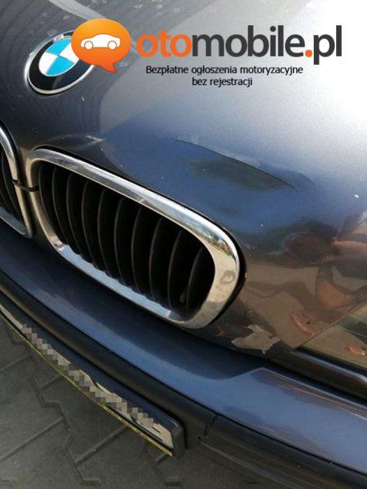 BMW E46 - Używany cm3. Szary Warmińsko-mazurskie/Olsztyn