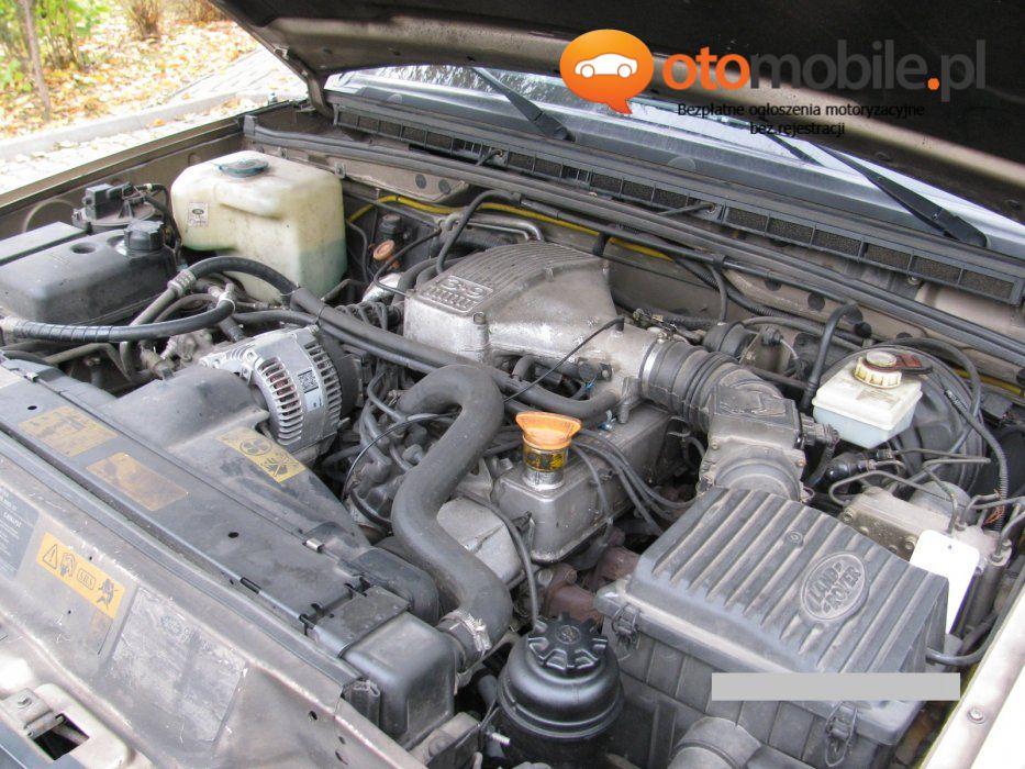 Land Rover Discovery I USA-Kalifornia FULL OPCJA - Używany 3528cm3. Beżowy Mazowieckie/Warszawa
