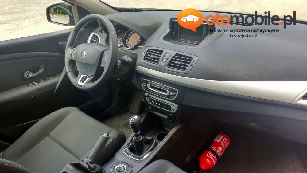 Sprzedam / Renault Megane Combi III / 1.5 DCI / 2013 R. - Używany 1461cm3. Szary Lubuskie/Zielona Góra
