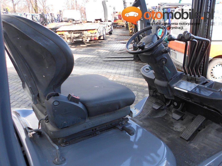 Wózek widłowy Toyota 02-8FDF30, wózki widłowe Linde, Komatsu, Nissan, Manitou, Mitsubishi, gwarancja, serwis, transport, cała Polska - Używany cm3. Małopolskie/Kęty
