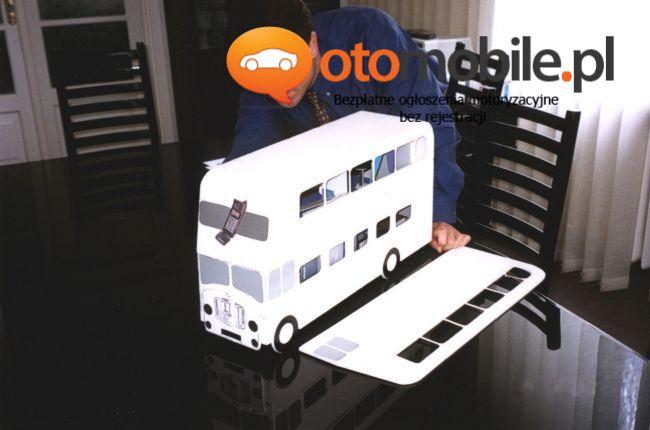 Sprzedam zabytkowy autobus - Używany 7000cm3. Mazowieckie/Piaseczno