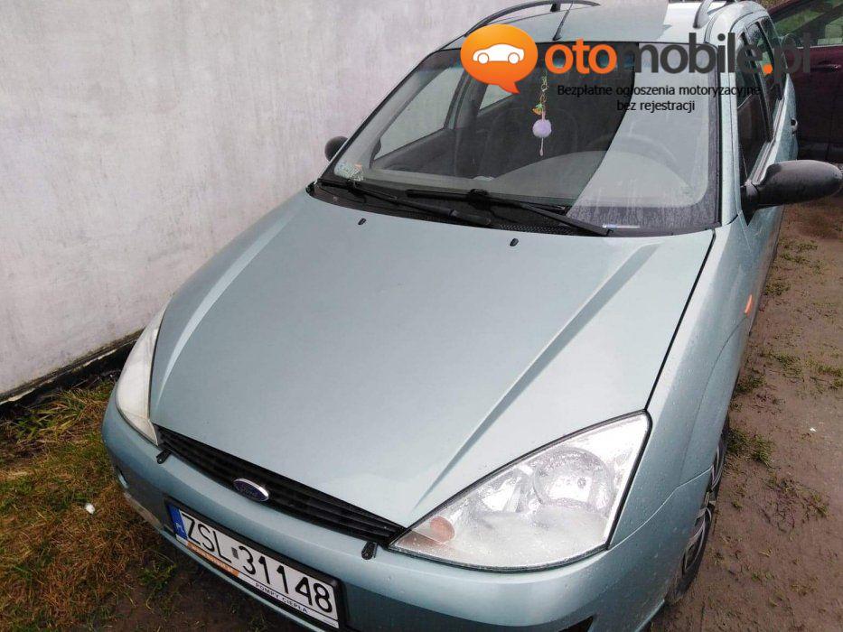 Ford focus mk1 - Używany cm3. Zachodniopomorskie/Darłowo