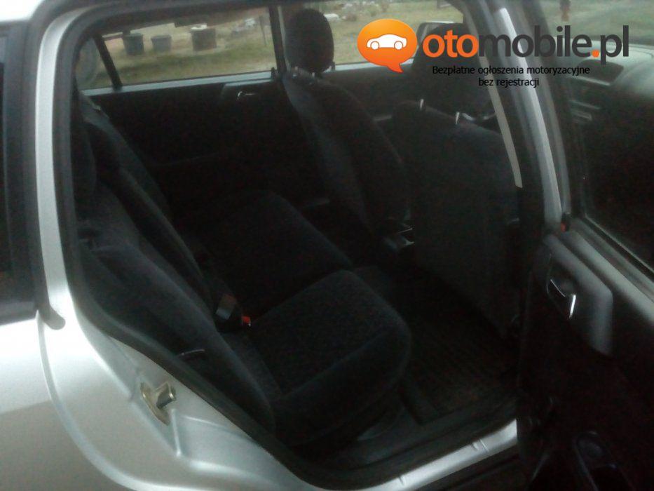 Opel astra. Srebrny - Mazowieckie/Magnuszew
