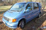 Sprzedam Mercedes-Benz Vito - Używany  2300cm3  ZAMIANA. Niebieski Dolnośląskie/Ziębice