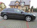Sprzedam Mazda 6 - Używany  2000cm3 . Czarny Mazowieckie/PŁOCK