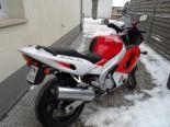 Sprzedam Yamaha - Używany  600cm3  Sprzedam motor. czerwony Lubelskie/Tyszowce