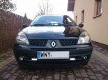 Renault Clio II 1.2 16V Extreme - Używany 1200cm3. Czarny Mazowieckie/Wyszków