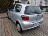 Toyota yaris rok 2003!!! - Używany 1400cm3. Srebrny Zachodniopomorskie/Szczecin