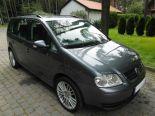 Volkswagen Touran Siedmioosobowy DIESEL 136KM 2004r. - Wielkopolskie/pi�a