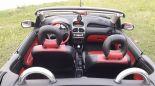 Peugeot 206 CC - 2.0 benzyna / 136 KM / 2003r / zamiana! - Używany 2000cm3. Srebrny Kujawsko-pomorskie/Brodnica