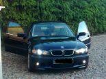 Sprzedam BMW Seria 3 330 - Używany  2000 r. Sedan/Limuzyna Diesel. Granatowy Podlaskie/Dabrowa Bialostocka