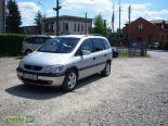 Opel Zafira A 2.2 DTI Elegance - Używany 2172cm3. Podlaskie/Łomża