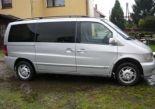 Sprzedam Mercedesa - Używany 2200cm3. srebrny Opolskie/Nysa