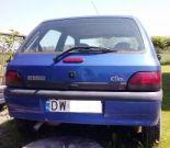 Sprzedam Renault Clio - Uszkodzony  1200cm3  1997 r. Hatchback Benzyna. Niebieski Dolno�l�skie/D�ugo��ka