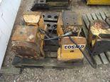 Używany zacisk do pali otwartych PVE 2 x 100T - Używany cm3. Mazowieckie/Michałowice