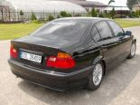 Sprzedam BMW Seria 3 320 - Używany  2000cm3  e46. Czarny Dolnośląskie/syców