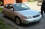 Audi A3 Ambition r. 2002 - Używany 1781cm3. Srebrny Podkarpackie/Tyczyn