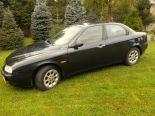 Alfa Romeo 156, 1.8 TS, 1999r, klimatyzacja, poduszki pow., alufelgi, grafit metalic, pierwszy właściciel od nowości ! - Używany 1800cm3. Grafitowy Opolskie/Kietrz
