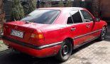 Mercedes C180 - 1.8 LPG / 75 KM / 1994r - Używany 1800cm3. Czerwony Kujawsko-pomorskie/Brodnica