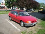 Sprzedam Opel Astra - Używany  1400cm3 . Czerwony Kujawsko-pomorskie/Bydgoszcz