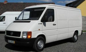 Sprzedam Volkswagen - Używany  2500cm3  Volkswagen LT 35 BLASZAK FURGON DŁUGI 2,5 TDI 109K. biały Opolskie/Nakło