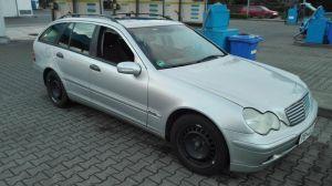 Mercedes c180 Kompressor, 2003r. Kombi - Używany cm3. Kujawsko-pomorskie/Prądocin