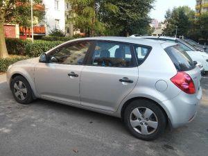 Kia ceed Hatchback 2009 - Używany 1400cm3. Mazowieckie/Warszawa